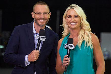 Mark Followill and Sarah Kustok