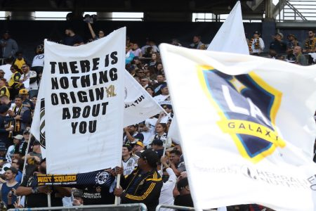 Los Angeles FC v Los Angeles Galaxy