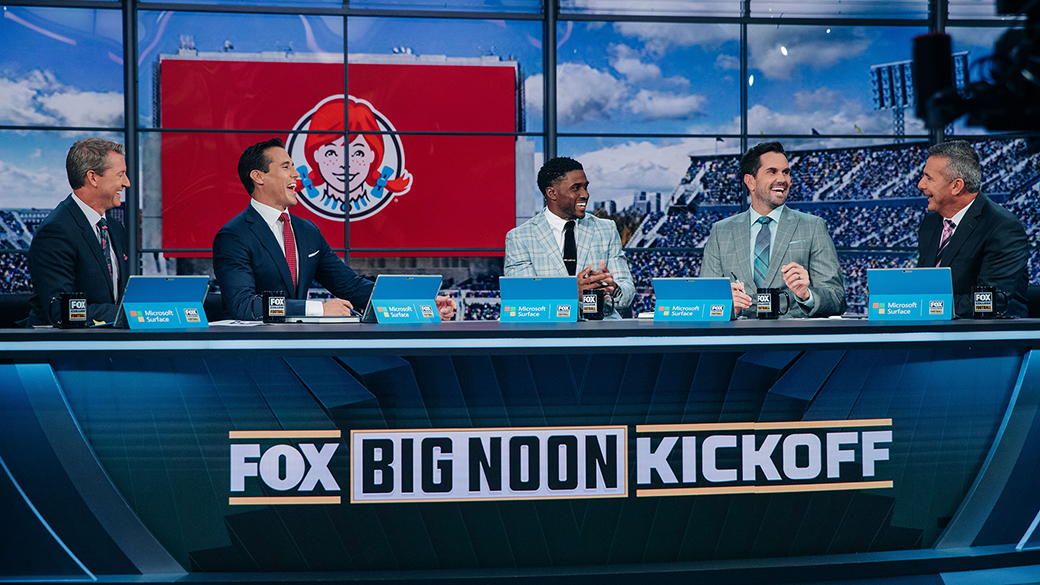 BIG NOON KICKOFF Talks Pac-12, Prime Time, Air Raid and More | Fox Sports PressPass