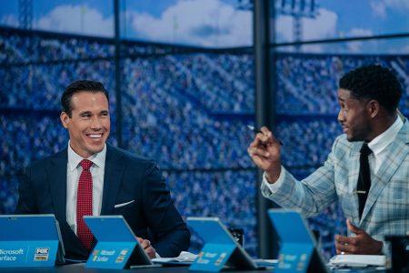 Brady Quinn and Reggie Bush on BIG NOON KICKOFF