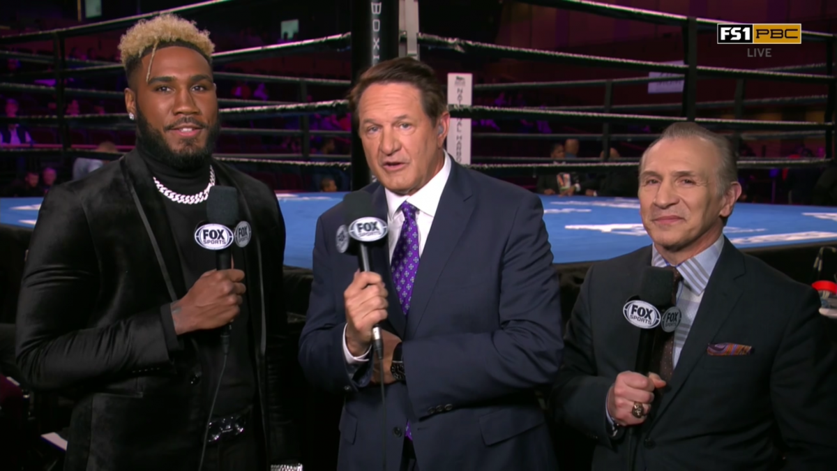 Jarrett Hurd FOX Sports Chris Myers and Ray Mancini_3516