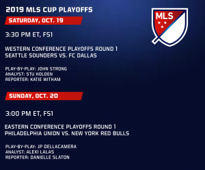 11+ Mls Playoffs
