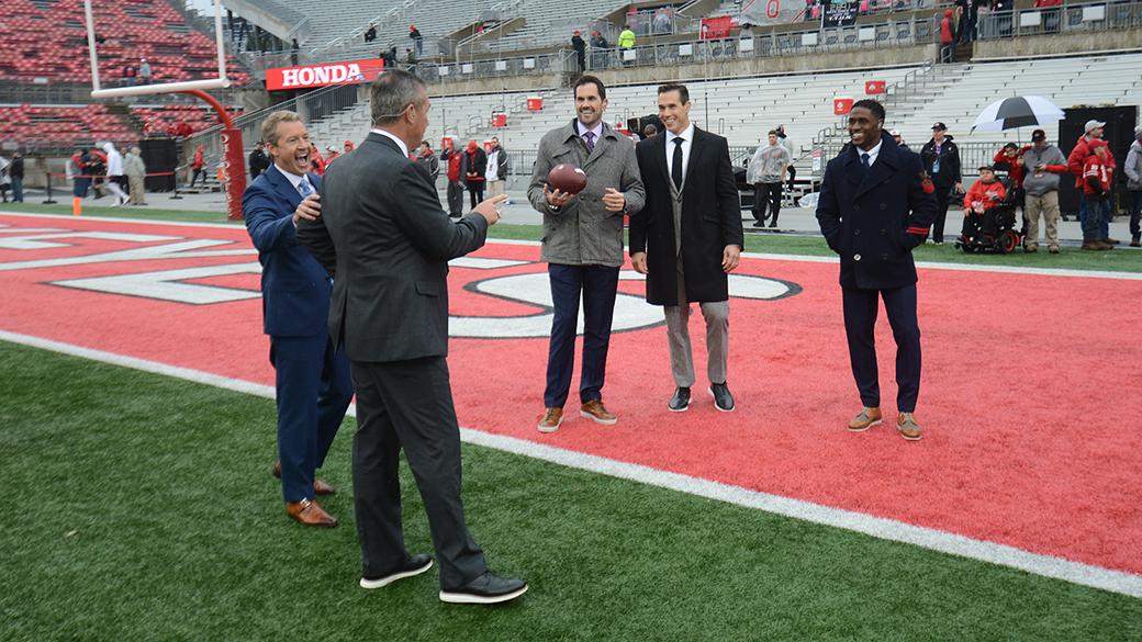 Urban's Playbook at Ohio Stadium