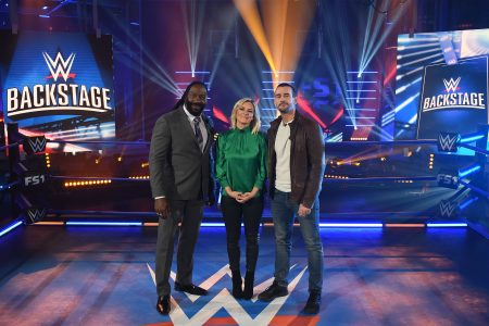 Booker T, Renee Young & CM Punk