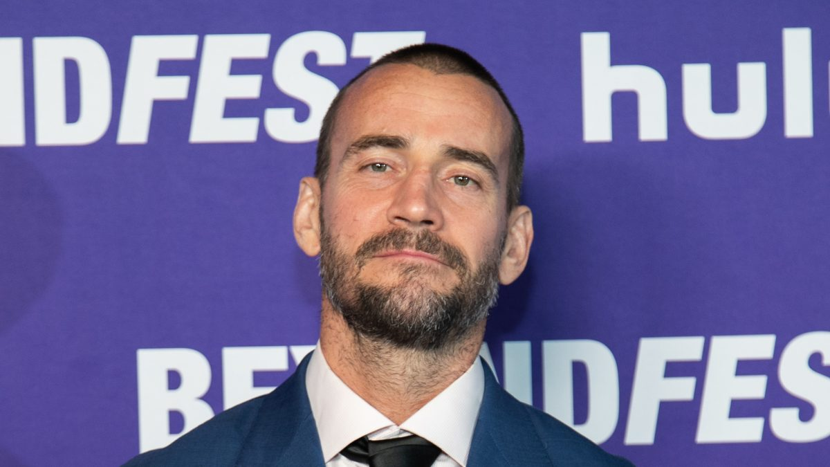 """HOLLYWOOD, CALIFORNIA - OCTOBER 01: Phil """"CM Punk"""" Brooks attends the Beyond Fest Premiere Of """"Girl On The Third Floor""""at the Egyptian Theatre on October 01, 2019 in Hollywood, California. (Photo by John Wolfsohn/Getty Images)"""