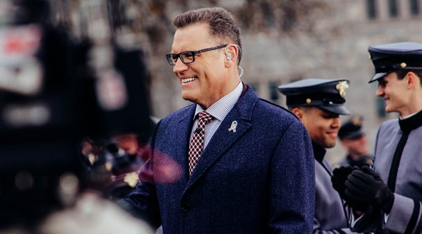 Howie Long at West Point
