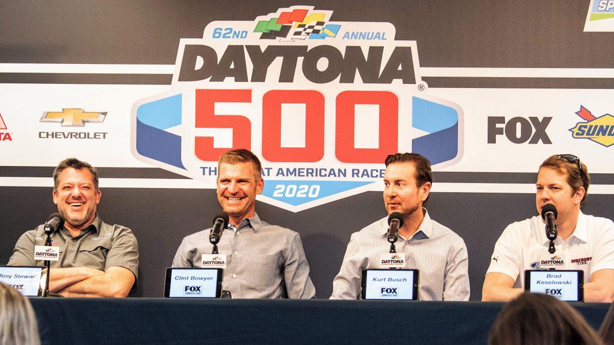 2020 FOX NASCAR Daytona Press Conference_1040X585