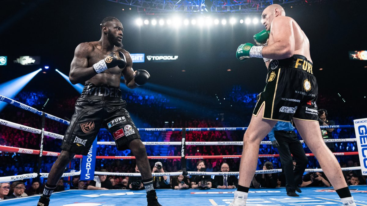 Deontay Wilder vs Tyson Fury 1040X585