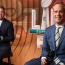 Troy Aikman and Joe Buck at Super Bowl LIV