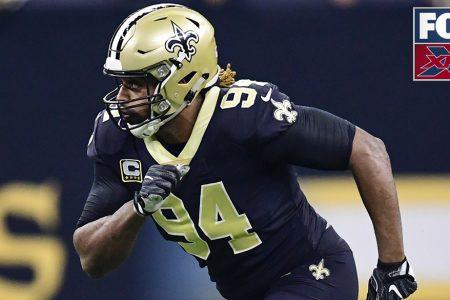 Saints  31-  Steelers  28     (W)  Saints Secure #1 Seed.  New Orleans Saints 2018 Season  Michael C.  Hebert