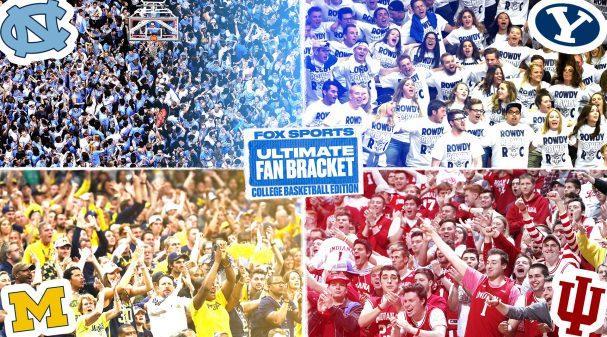FOX Sports Ultimate Fan Bracket_FINAL FOUR