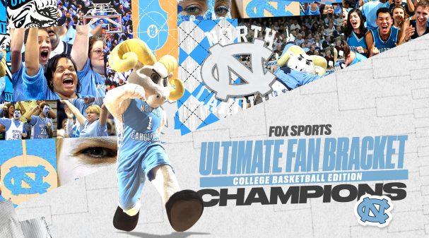 FOX Sports Ultimate Fan Bracket_UNC