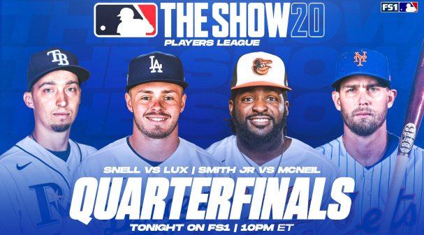 MLB THE SHOW20 Quarterfinals_Tile