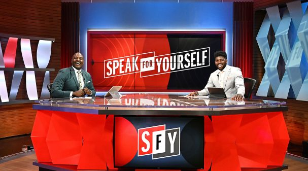 Marcellus Wiley and Emmanuel Acho