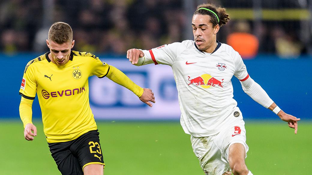 Rb Leipzig And Borussia Dortmund Face Off This Saturday On Fox Deportes Fox Sports Presspass