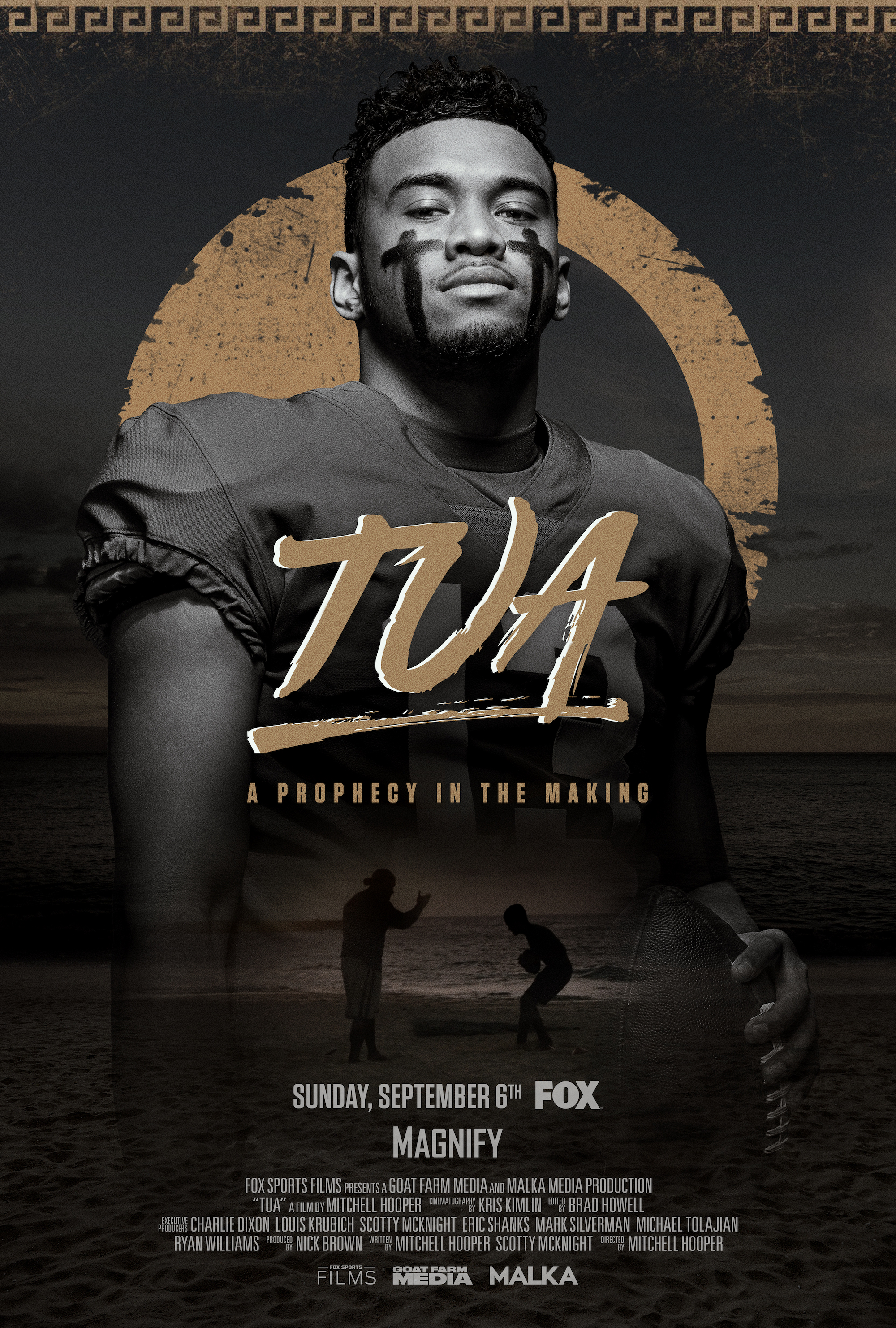 TUA FOX Sports doc compressed poster with date