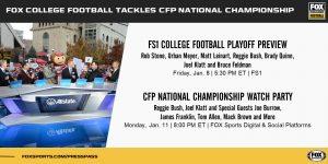 CFP Championship Programming
