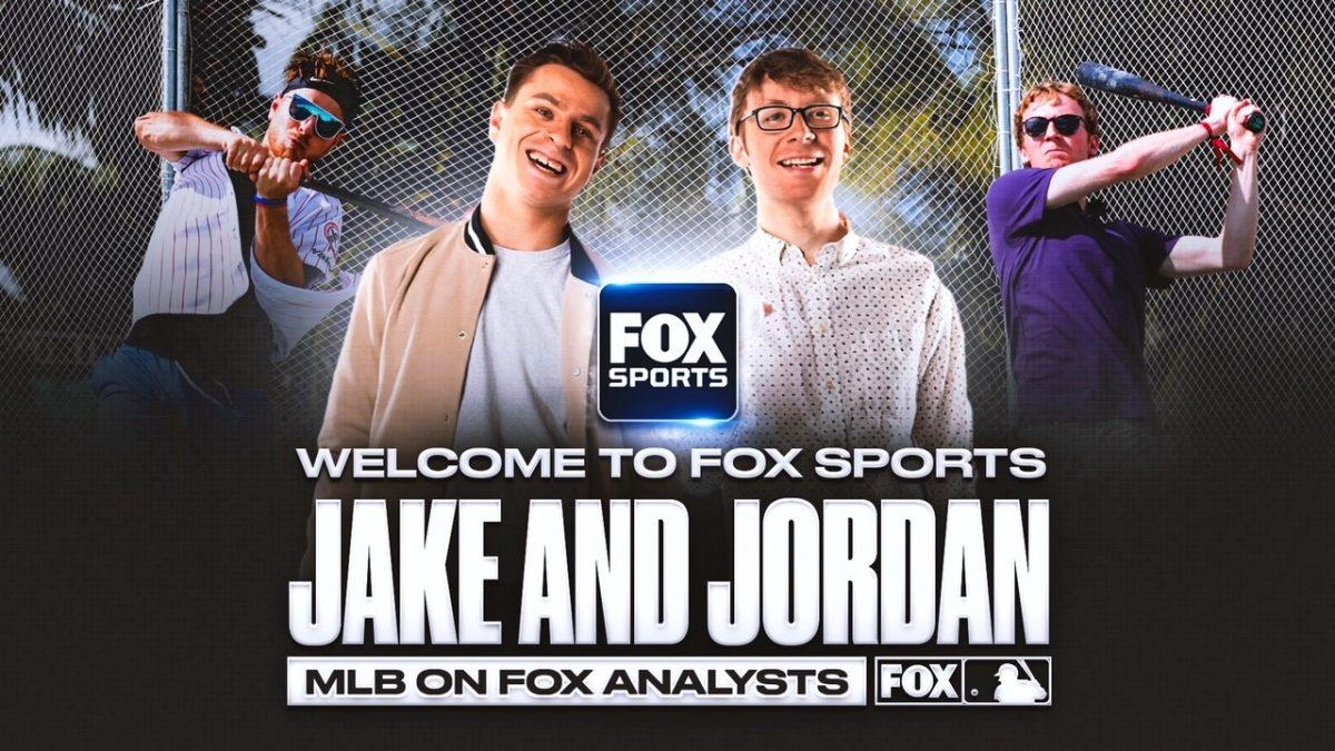 Jake and Jordan