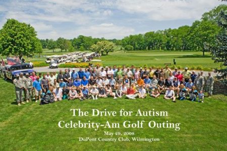 The Drive for Autism Golf Tournament hosted by FOX Sports Director, Artie Kempner.